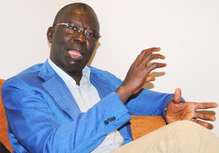 """Babacar Gaye sur le limogeage de Moussa Diop- """"Le Pr Macky Sall aurait dû le limoger plutôt """""""