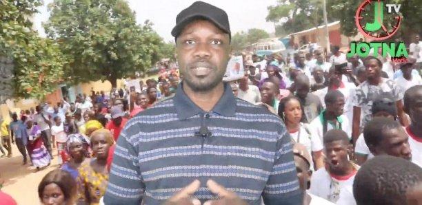 INONDATIONS: Sonko descend en banlieue et prend la parole