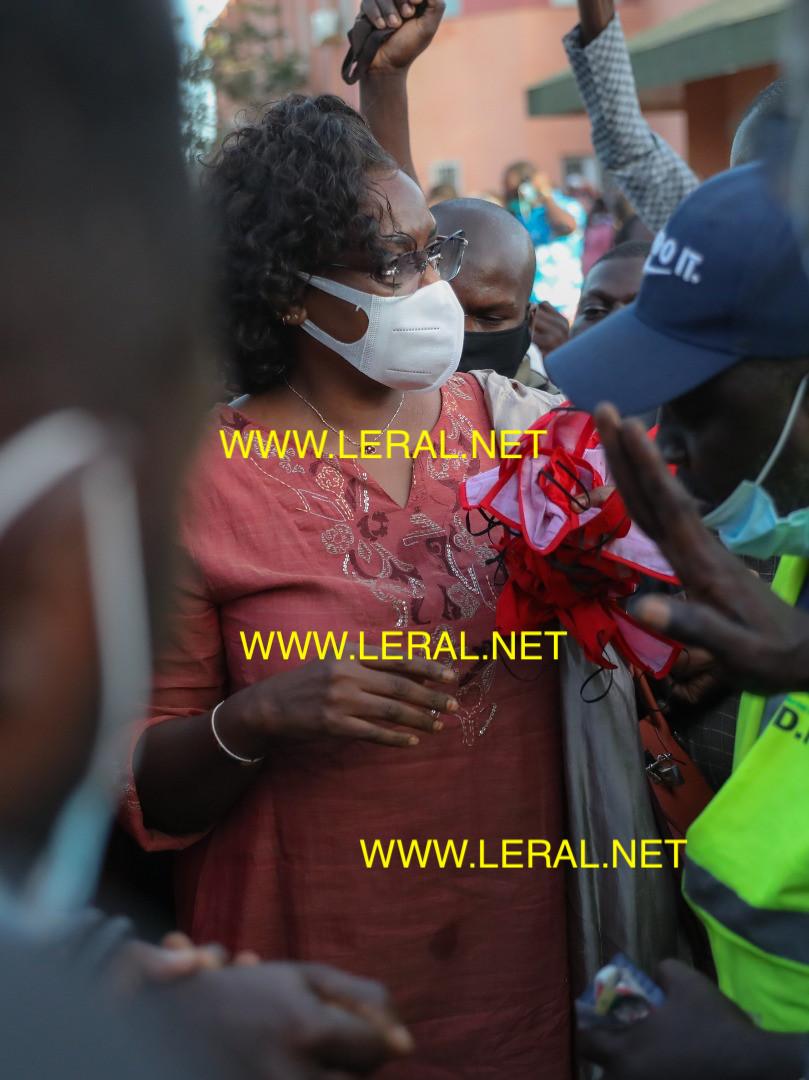 Diplomatie : Abdoulaye Timbo hué devant Marième Faye Sall : Ces populations, inondées jettent l'opprobre sur leur Maire et disent être en phase avec Macky Sall
