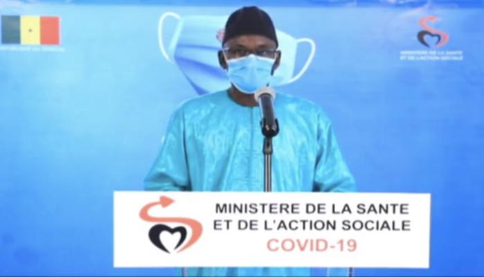 SÉNÉGAL : 50 nouveaux cas testés positifs au coronavirus, 167 nouveaux guéris, 1 nouveau décès et 31 cas graves en réanimation.