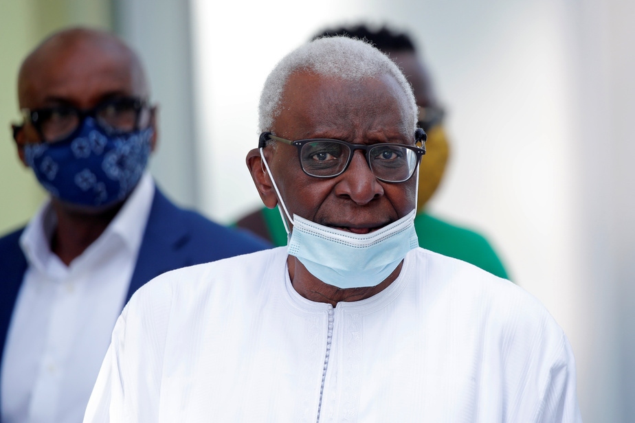 NOUVELLE AUDITION DE LAMINE DIACK