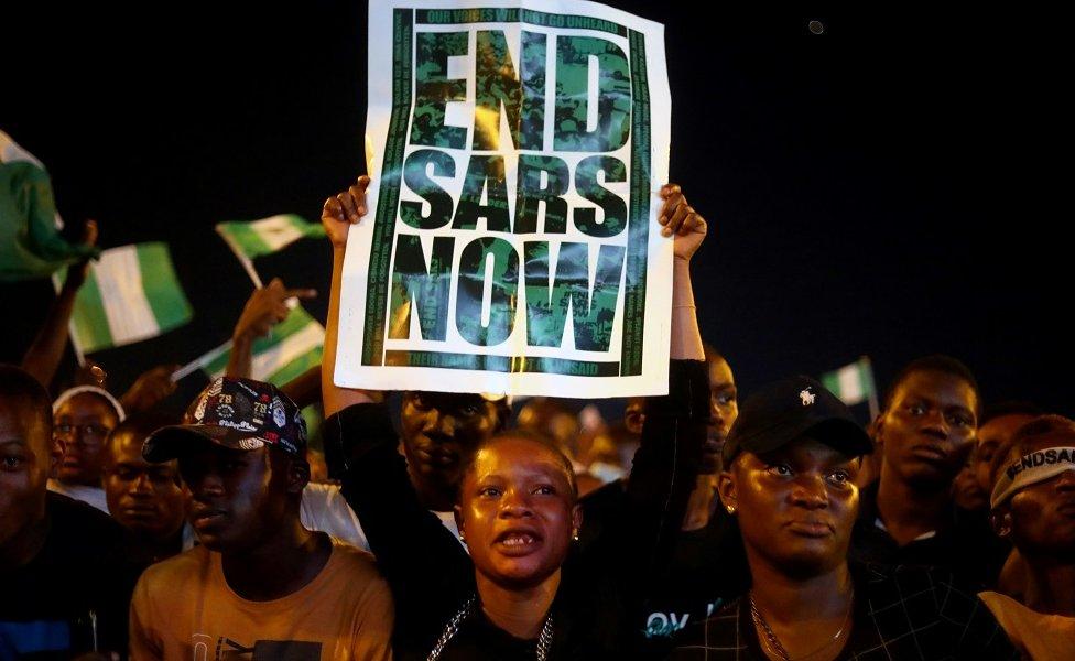 SERIE DE MANIFESTATIONS DANS LE PAYS: Ça chauffe au Nigéria, au moins 18 morts