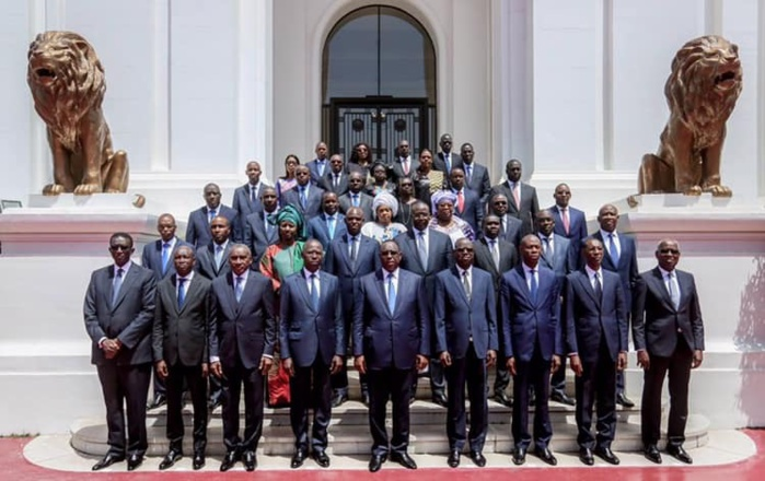 Communiqué du conseil des ministres du Mercredi 21 Octobre 2020