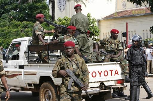 La tension monte en Guinée Conackry... Encore cinq morts...