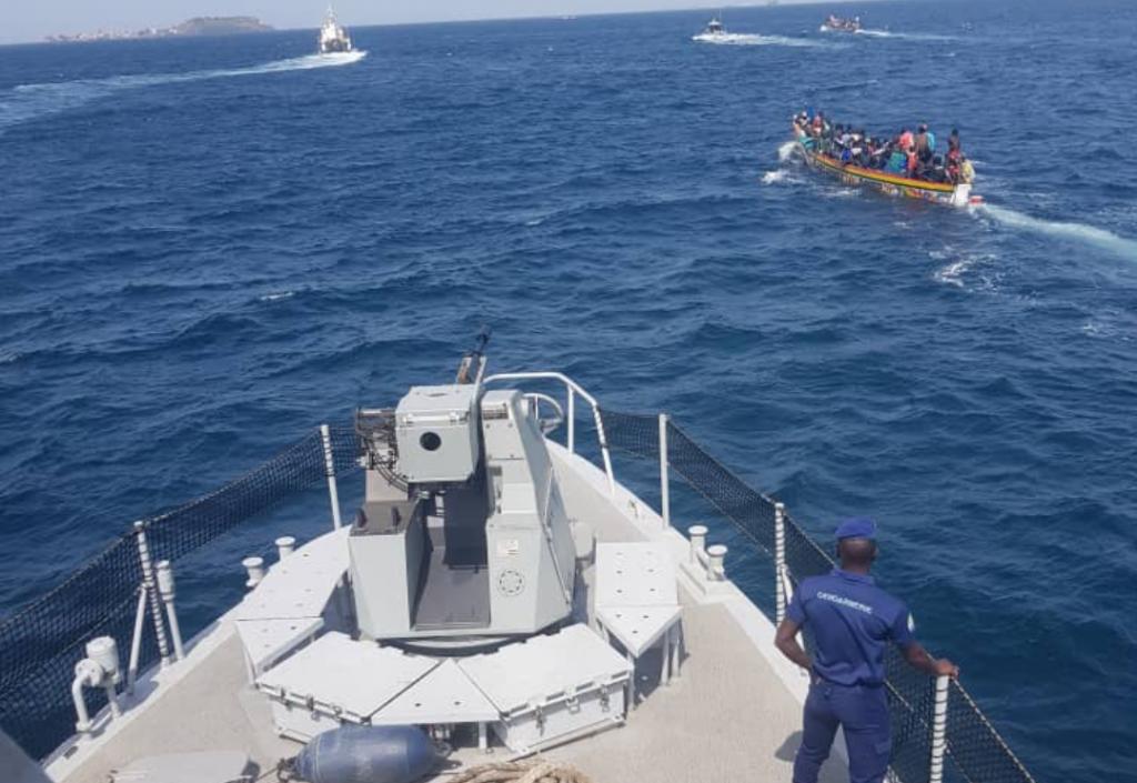 Immigration clandestine : La gendarmerie fait le point sur le drame de Pikine