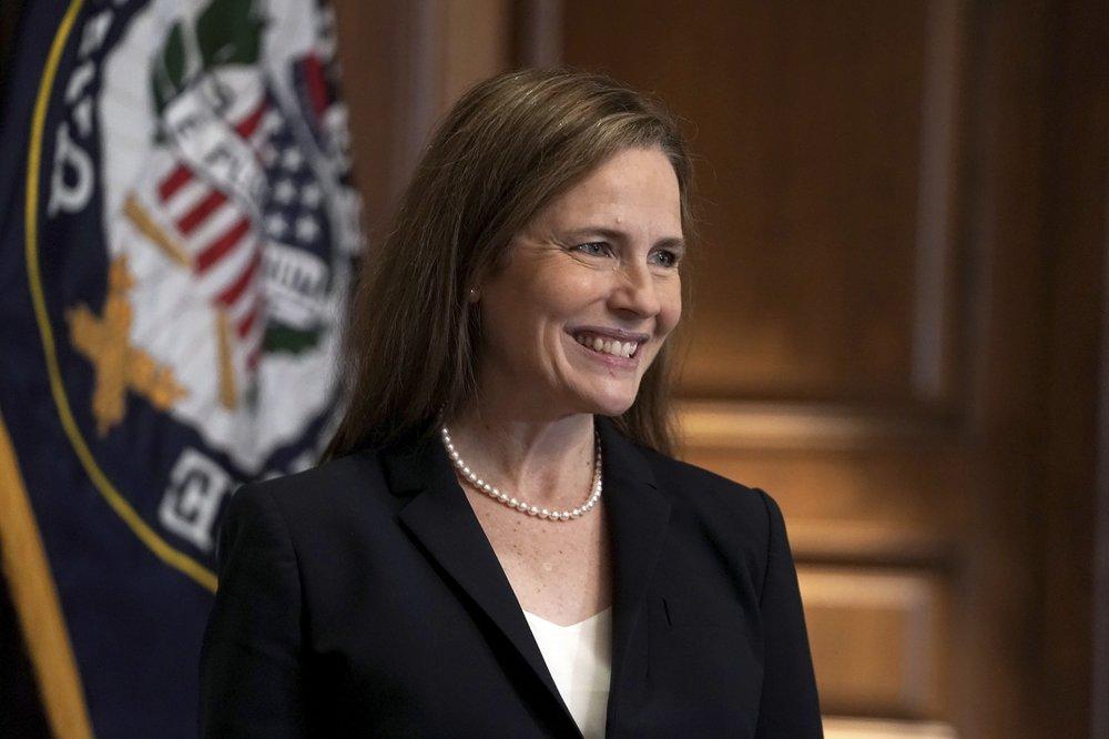 La juge conservatrice Amy Coney Barrett confirmée à la Cour suprême des États-Unis