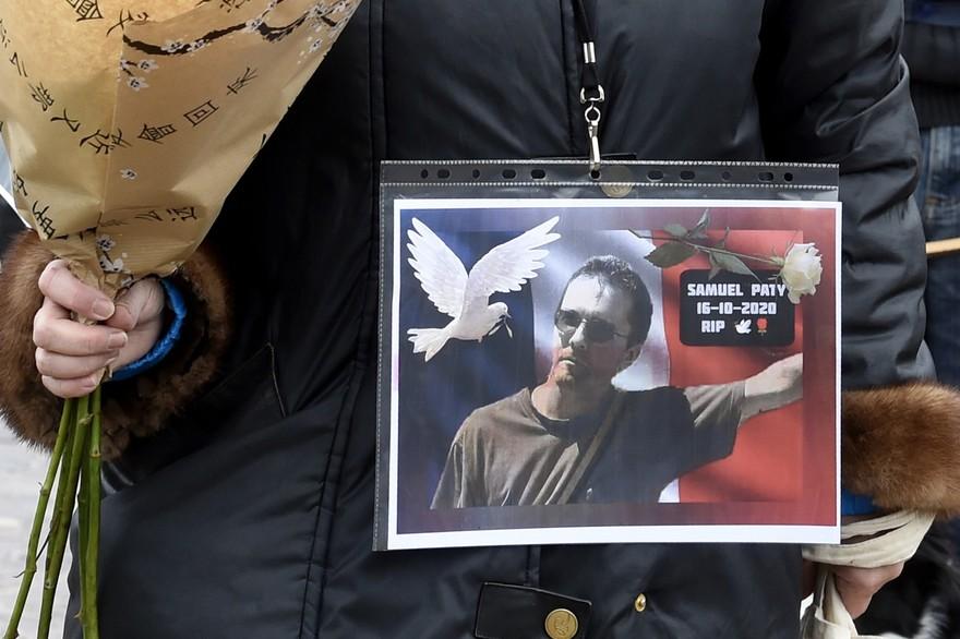 La mort de Samuel Paty un prétexte par Thierno LO