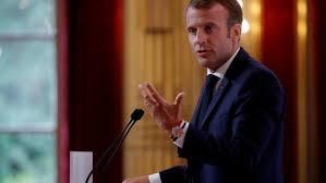 Ce que l'on sait du discours de Macron prévu aujourd'hui