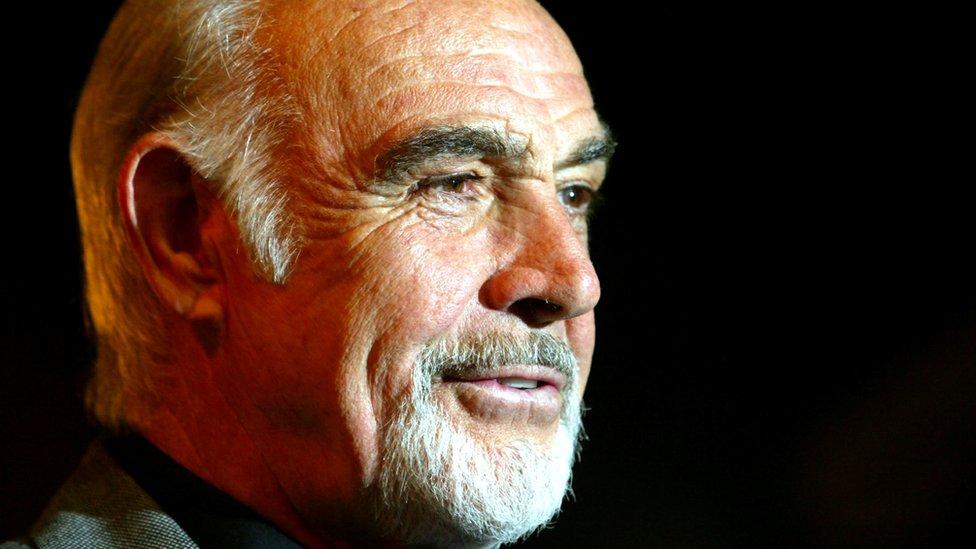 L'acteur britannique Sean Connery est mort à l'âge de 90 ans
