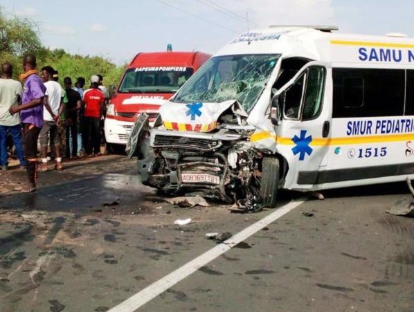 Sénégal: : 613 accidents, 20 morts en 1 mois (police)