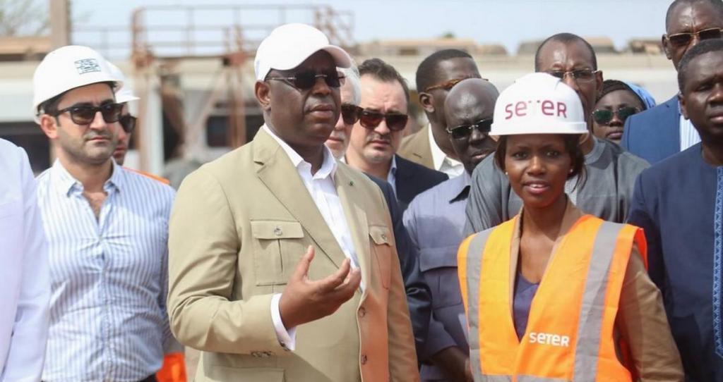 TER, Autoroutes, Ports: Macky dévoile ses grands projets pour 2021