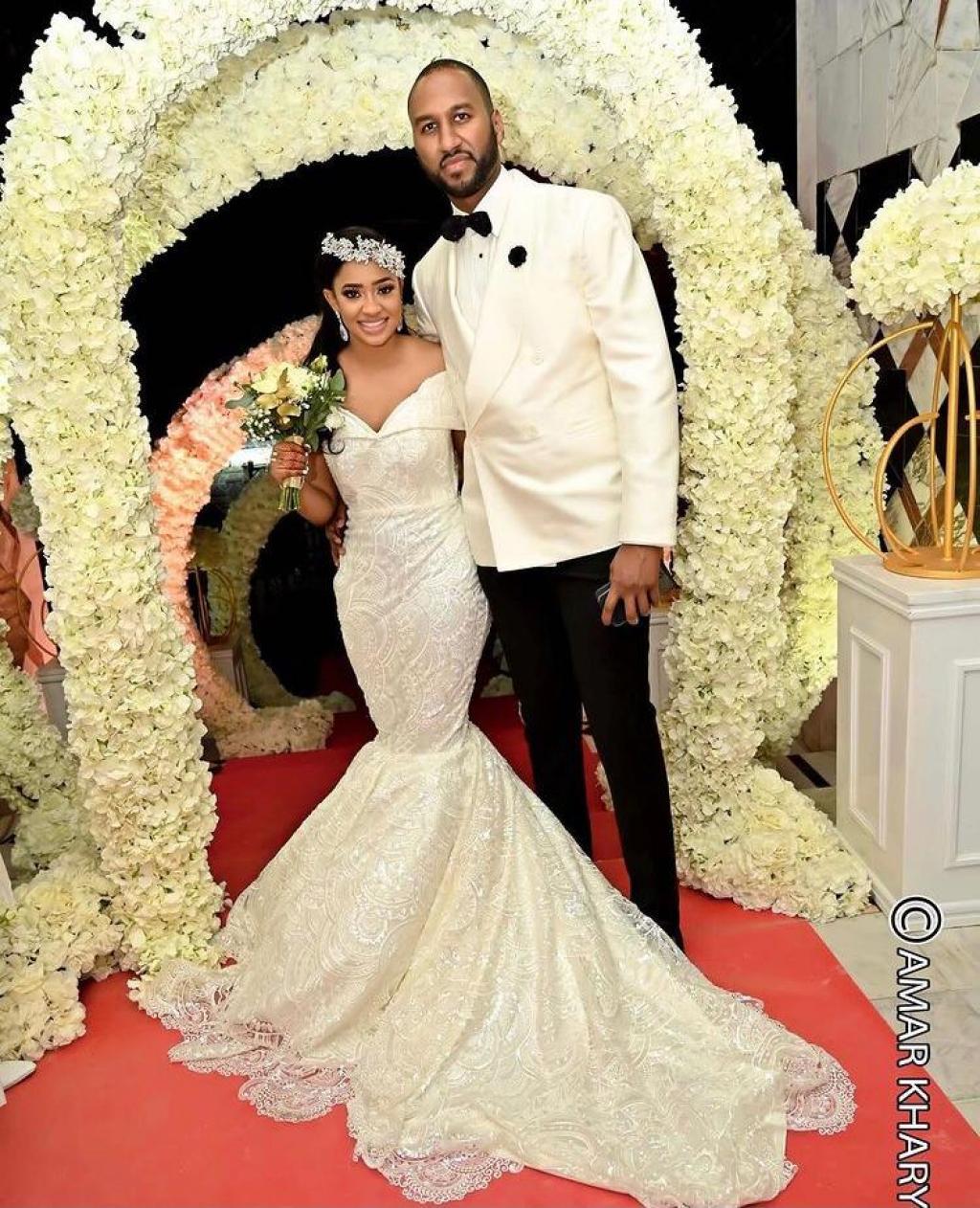 Revivez en Images, le Mariage de Salma Niass fille de Ahmed Khalifa Niass