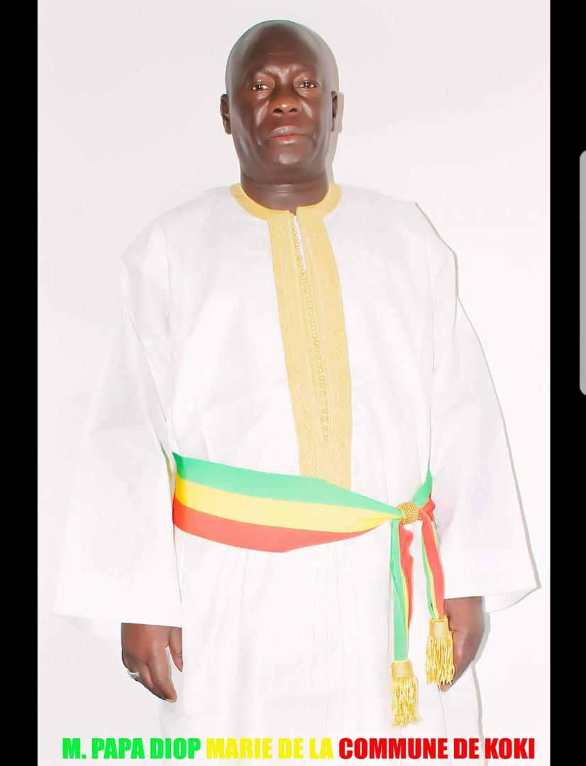 Décès du maire de Koki, Pape DIOP : un monument de la politique de développement nous a quitté (Salam Fall Louga)