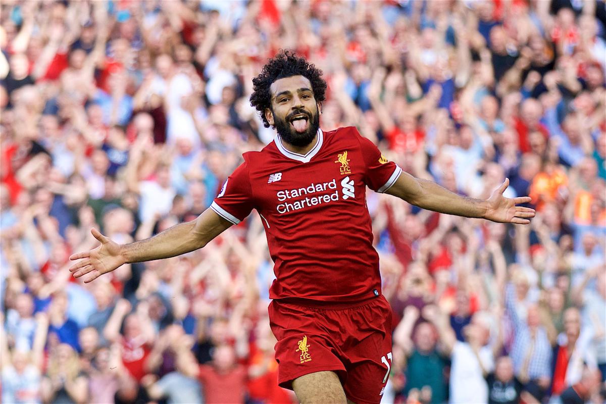 Salah parti pour durer à Liverpool