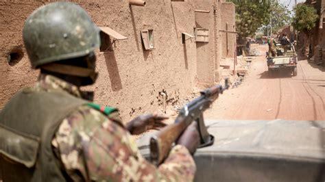 Mali : six soldats maliens tués par des jihadistes présumés à la frontière burkinabè