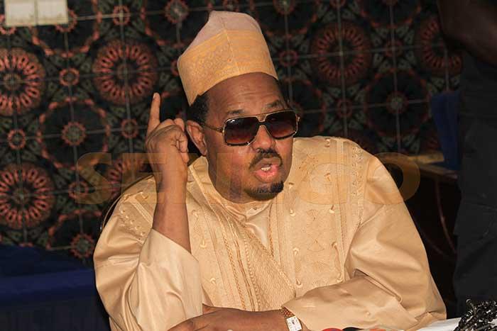 Levée de l'immunité parlementaire de Sonko : Le marabout Ameth Khalifa vilipende Moustapha Niasse