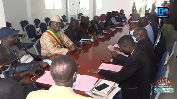 Dialogue politique: L'opposition revient à la table de négociations