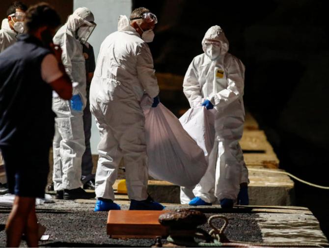 Espagne: Quatre migrants morts au large des Canaries, 19 secourus