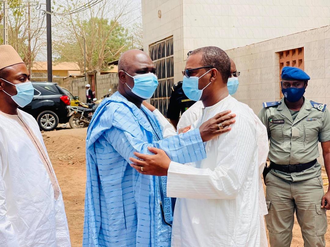 Décès de la maman de Mame Boye Diao- Macky Sall envoie une délégation à Kolda (IMAGES)