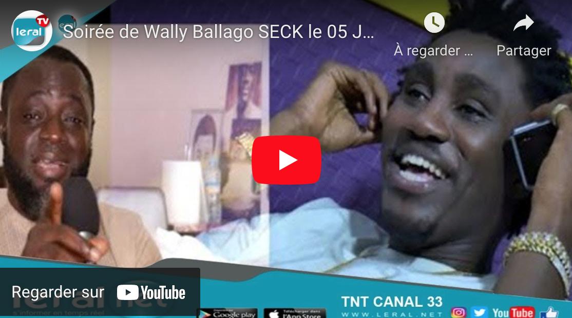 """Youssou Dieng: """"le 5 juin est un nouveau départ pour waly seck... Elage keita est notre frère.."""""""