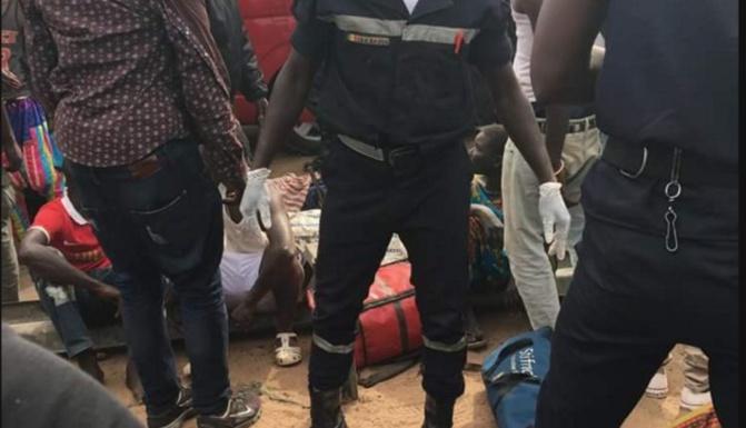 Hécatombe sur les routes : 14 morts par accidents en 7 jours au Sénégal