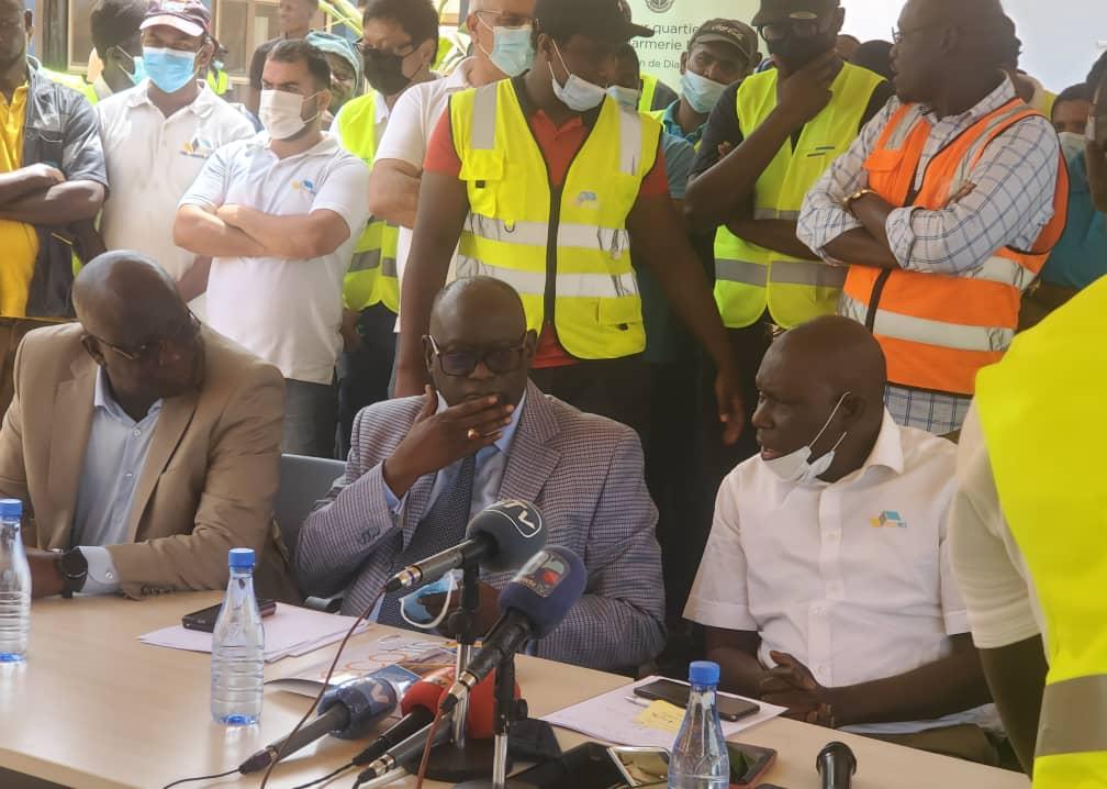 Requête d'Ecotra pour annulation d'une décision de l'Armp – La  Cour suprême donne raison au capitaine d'industries Abdoulaye Sylla