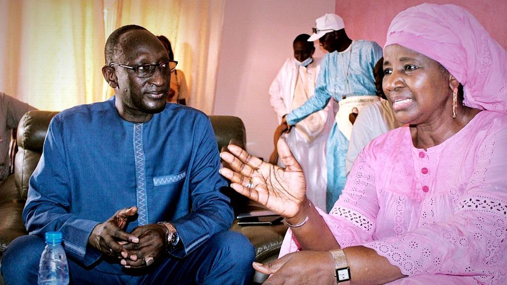 Macky Sall à Linguère : La démonstration de force du DG de l'ANER, Djiby Sara Ndiaye