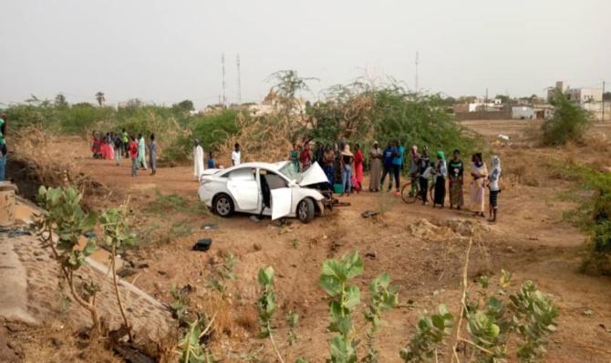 Khombole: Un accident de voiture fait trois morts et quatorze blessés dont quatre dans un...