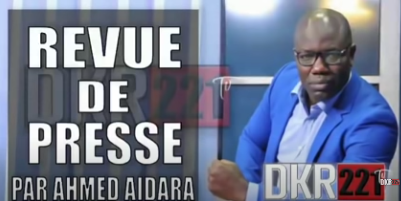 Revue de Presse (Wolof) de Zik Fm du Lundi 13 Septembre avec Ahmed Aidara