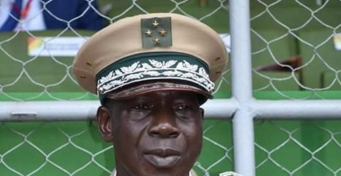 Le Général Aboubacar Sidiki Camara intégrè le CNDR : le très mauvais choix du colonel Doumbouya