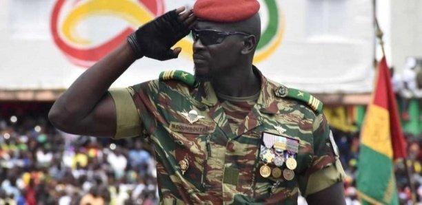 Guinée : le Colonel Doumbouya se sépare de 40 généraux de l'armée !