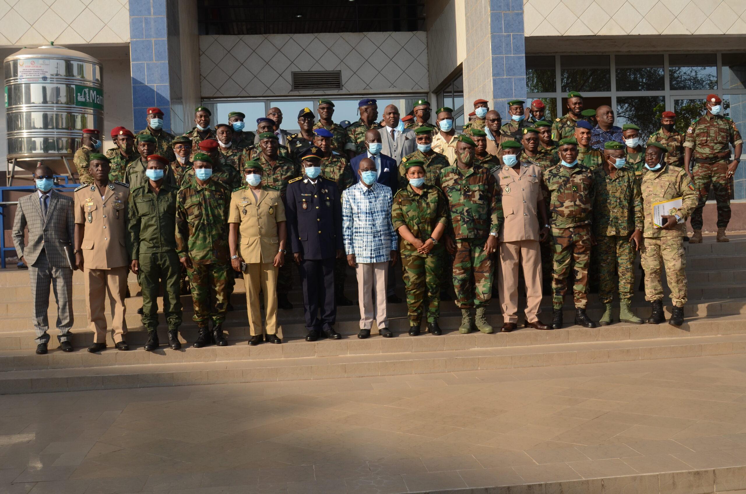 Guinée : voici quelques nouveaux visages de la haute hiérarchie militaire