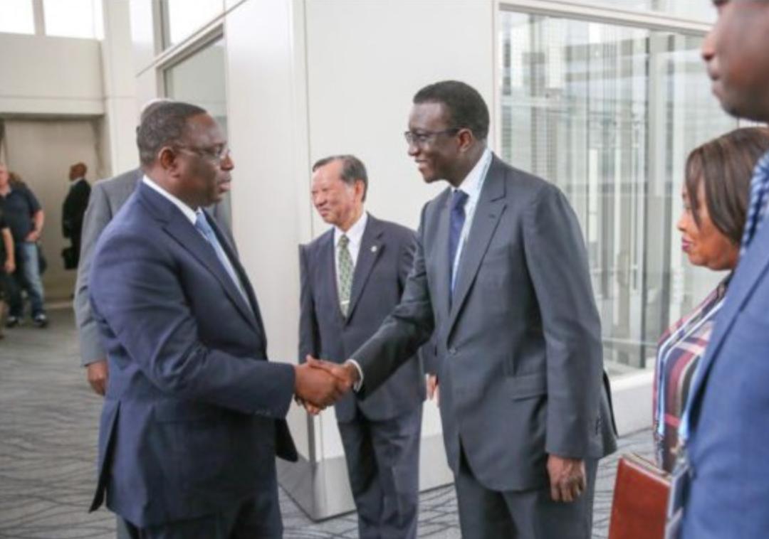 """""""Distinguished guest"""" du Président Sall à Dubaï- Amadou Ba en pôle-position pour briguer la mairie de Dakar ?"""