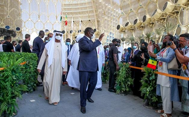 Depuis Dubaï, Macky Sall se veut rassurant : « Le pays est sur la bonne voie... »
