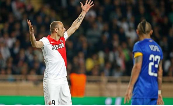 Ligue des champions - Le rêve de Monaco s'est heurté à un mur