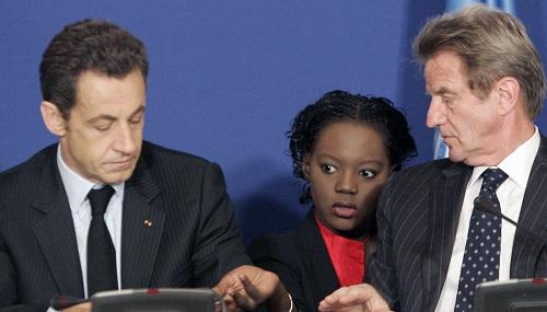 """Quand Sarkozy réclamait un """"Noir"""" à ses côtés"""