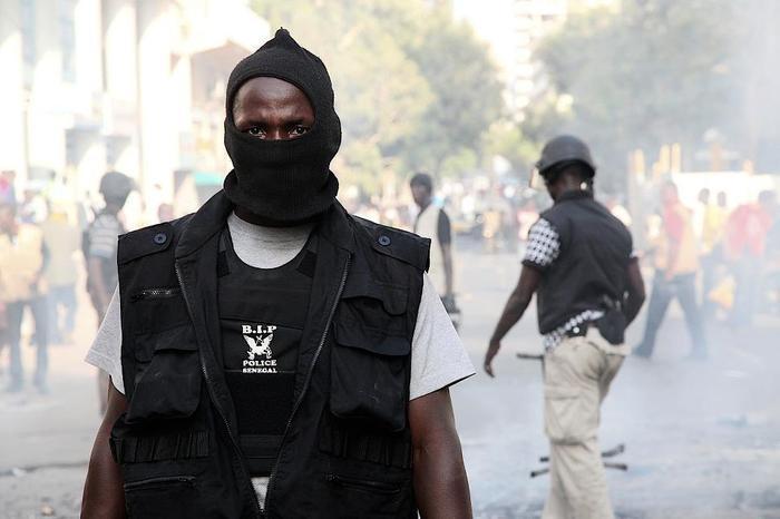Touba a célébré la Korité sous haute surveillance policière