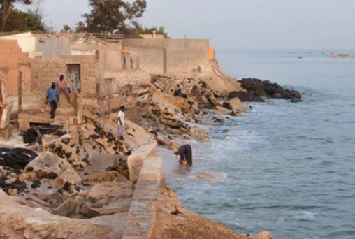 Bilan de la forte houle sur le littoral sénégalais – 200 maisons détruites à Hann