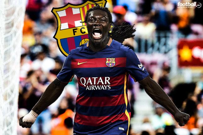 Gomis au Barça, pourquoi ça peut le faire