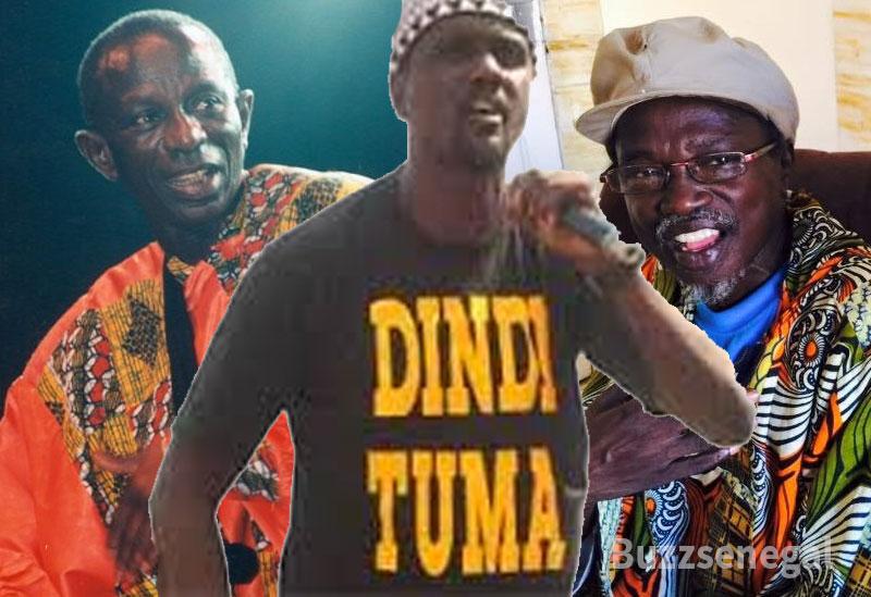 10 artistes sénégalais qui nous ont quittés en 2015