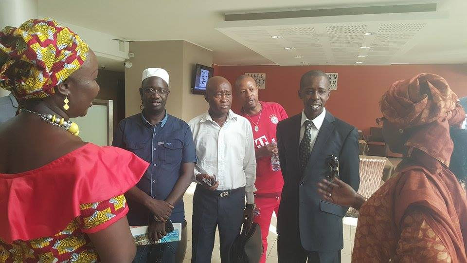 Les images exclusives  de l'interview que  le Dg de TSE , Cheikh Amar a accorde a Igfm