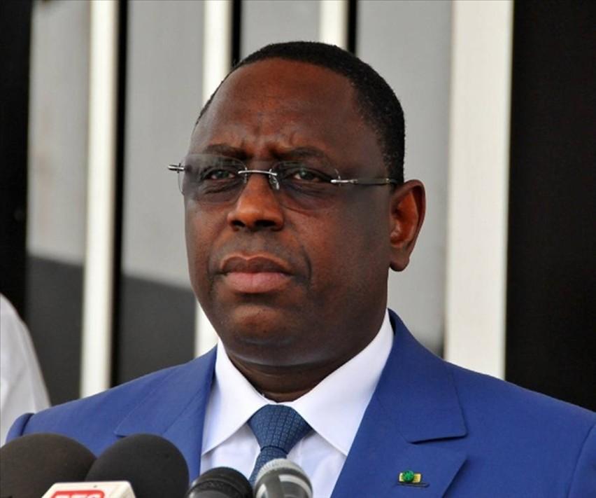 Le Pr Macky Sall réagit suite aux attaques terroristes survenues en France