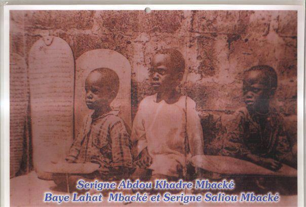 Vous n'avez certainement jamais vu ces images de la famille de Serigne Touba