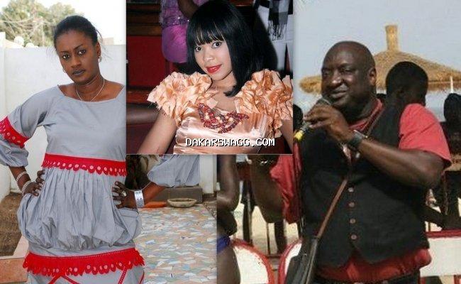 Festival Fesmoca : Retour sur un amour fou, celui de Maty Mbodji , You Diagne et Bineta Bakhoum.