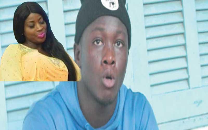 """Pape """"boy Jinné"""", mari de Ndèye Guèye, parle enfin: """" Elle ne m'aime parce que (...) Ndèye Guèye ne me sous-estime pas (...)"""