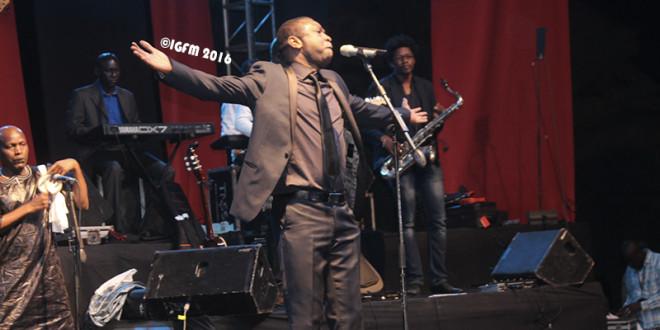 Concert de Nouvel An:Youssou Ndour enflamme le Cices avec 25 titres