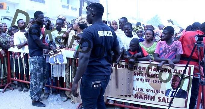 Inauguration de la permanence de l'APR Mbao : la mobilisation d'Abdou Karim Sall  (photos, vidéo)
