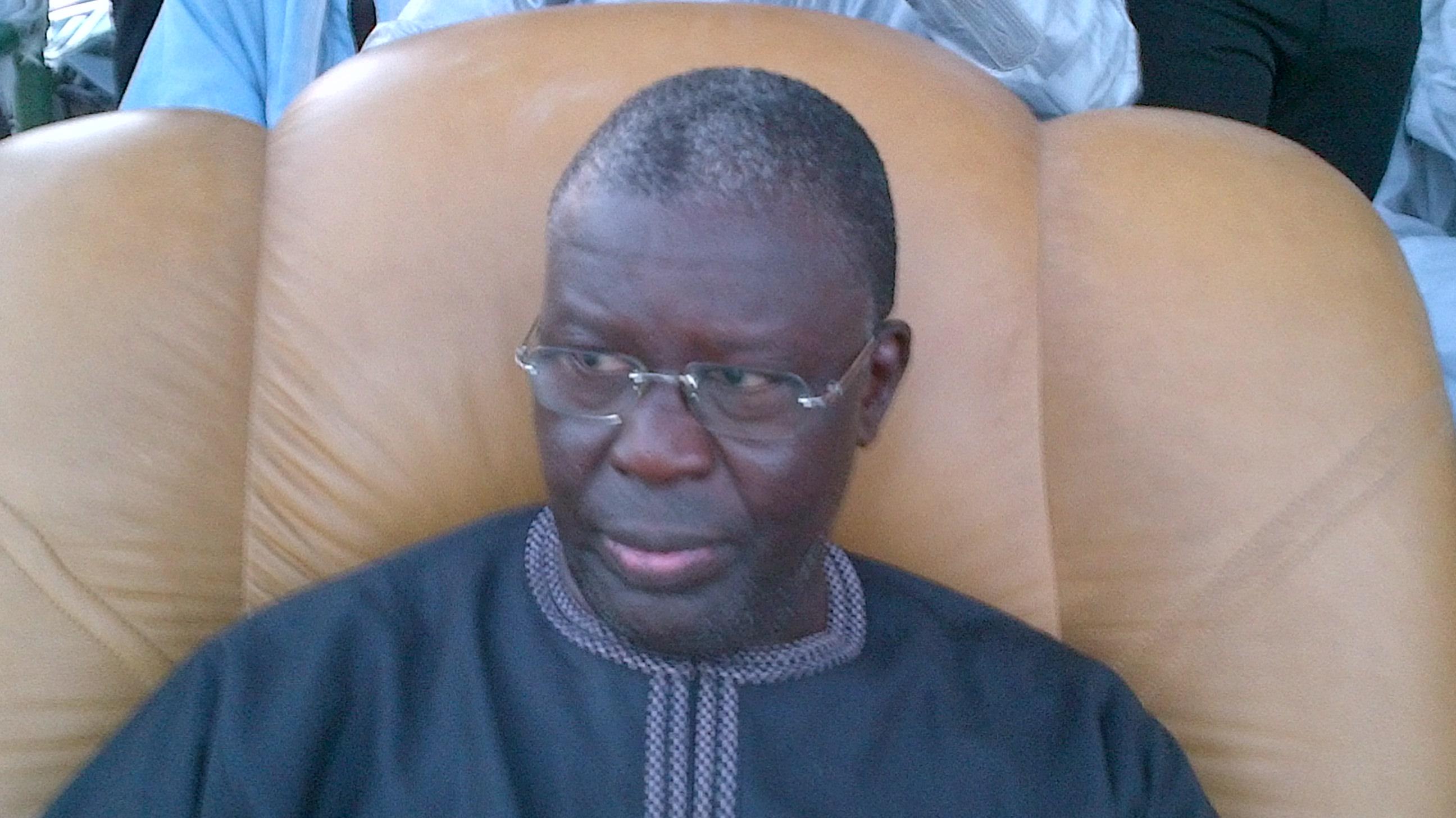Réaction  de Babacar Gaye après la déclaration du Président Macky Sall