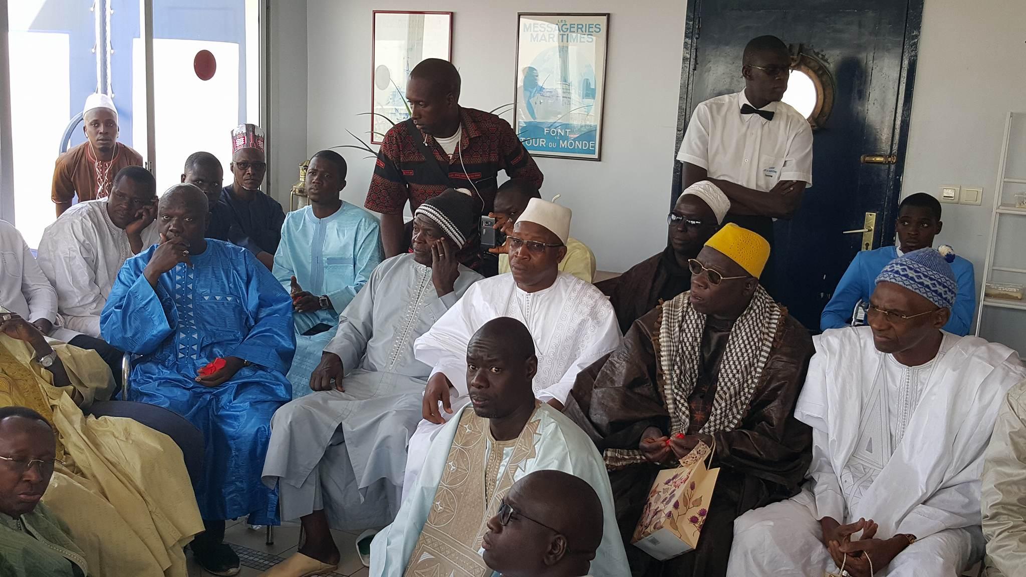 Quand le patron de COMTEL réunit  toute la République pour le baptême de son fils aîné