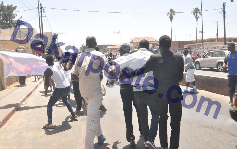 Bamba Fall et Seydou Guèye : la confrontation a malheureusement eu lieu…